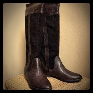 NIB BC Footwear Suede Riding Style Boot 8